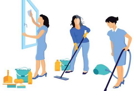 شركة تنظيف وتعقيم مكاتب بالرياض عمالة مدربة