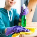 شركة تنظيف منازل بالرياض مفروشة مع التعقيم